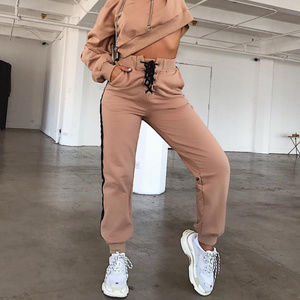 tiger mist pacifica pants in tan NWT